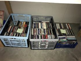 Over 200 CD's
