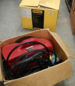 A new boxed McKeller decorating set and a Power Devil pressure washer.