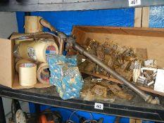 A good lot of quality power tools including Elu planer, Elu sander, Bosch drill,