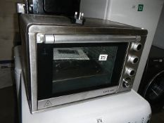 A Lakeland digital mini oven with instructions (model 61770) £150+ new.