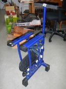 A quality leg master exercise machine.