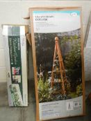 A new boxed woodland obelisk and a boxed electric propagator.