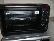 A small Silver crest oven.