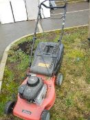 A Sovereign petrol mower with Briggs/Stratton XC375 motor, a/f.