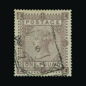 Great Britain - QV (line engraved)