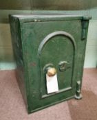 Early 20th C. safe.