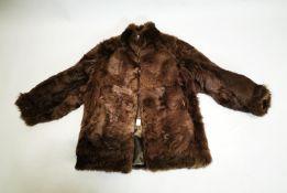 Ladies fur coat.