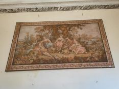 Early 20th. C. tapestry.