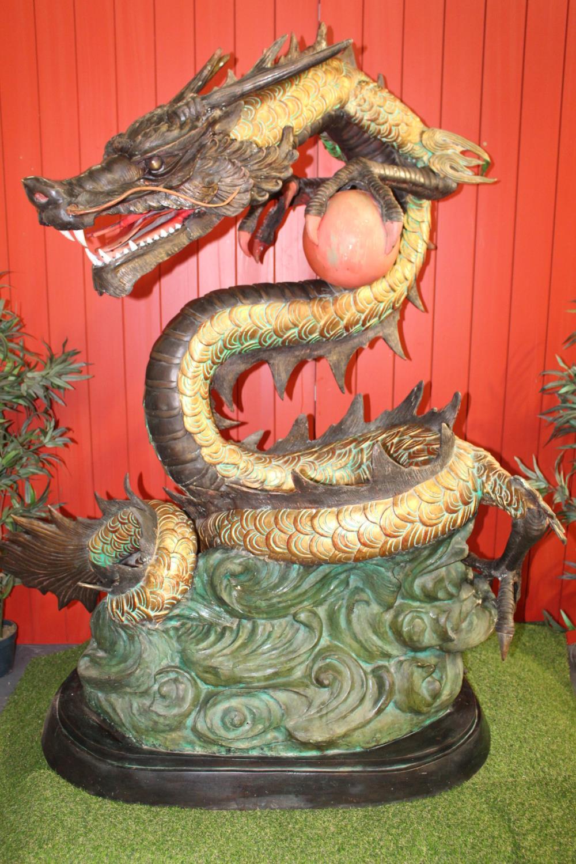 Model of a Dragon