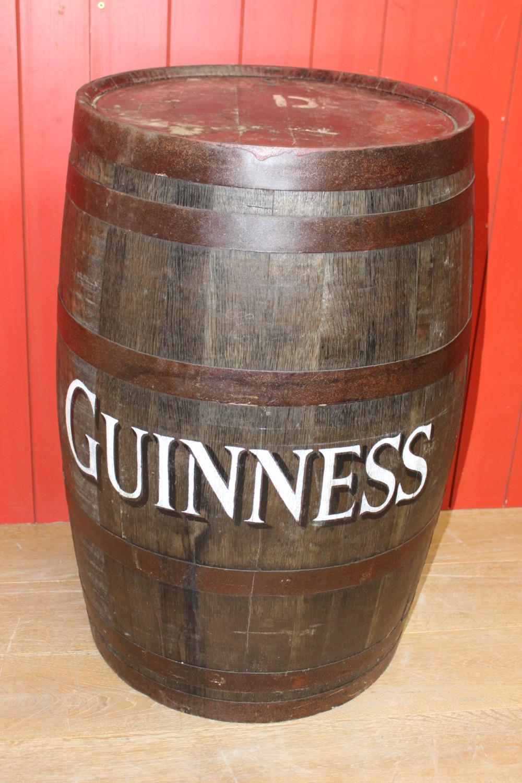 Oak metal bound barrel