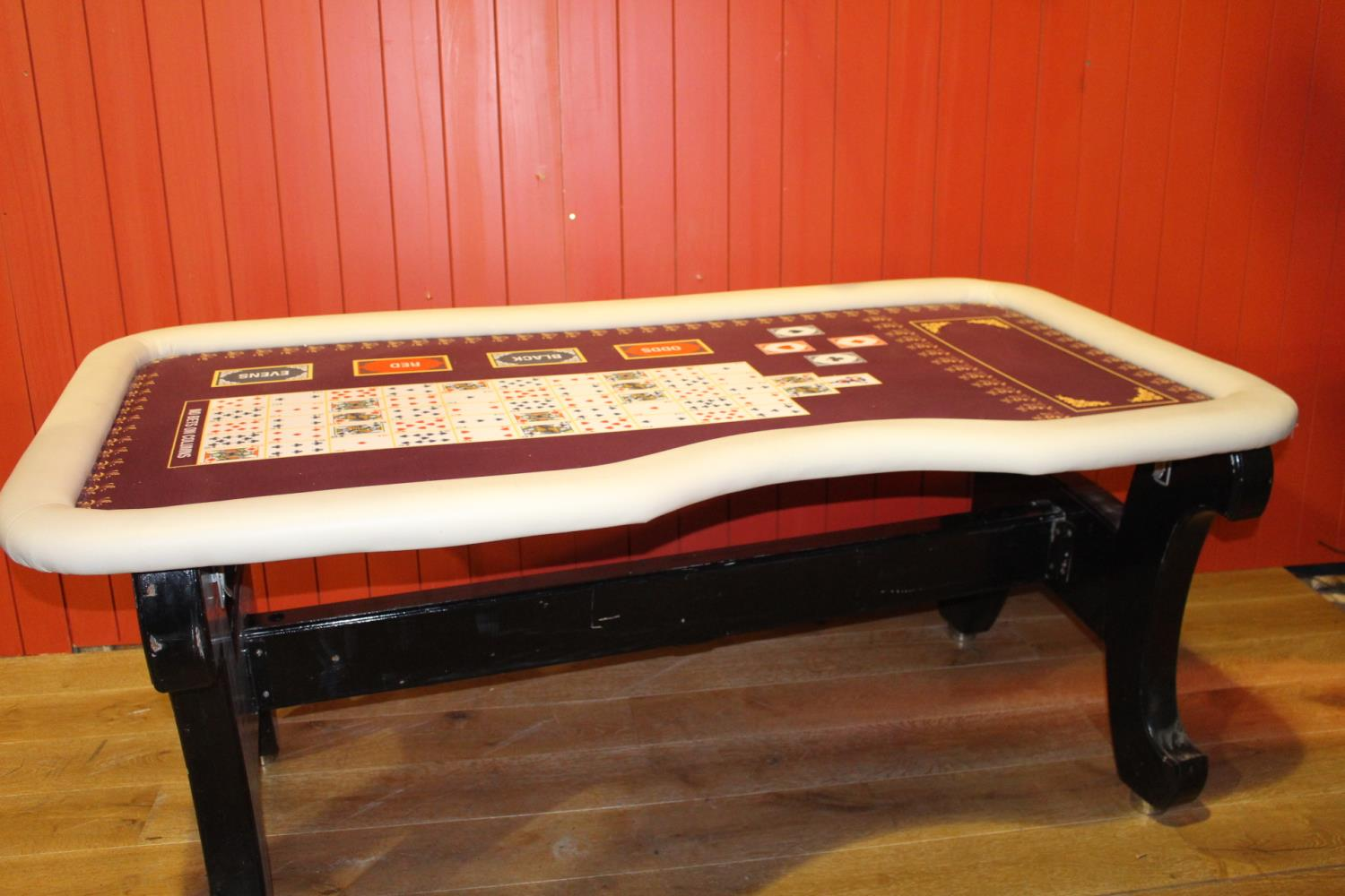 Card games table - Image 2 of 3