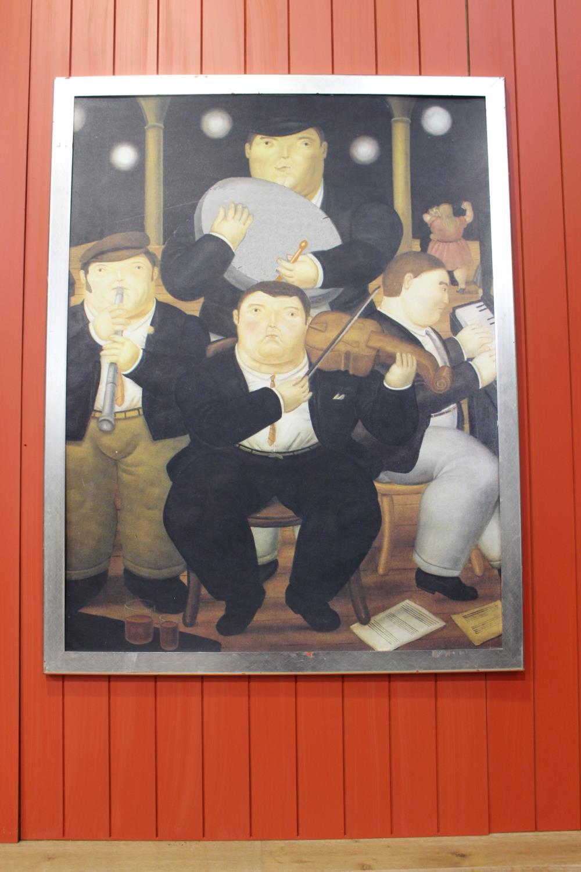 Irish Traditional Folk Band print - Image 4 of 4