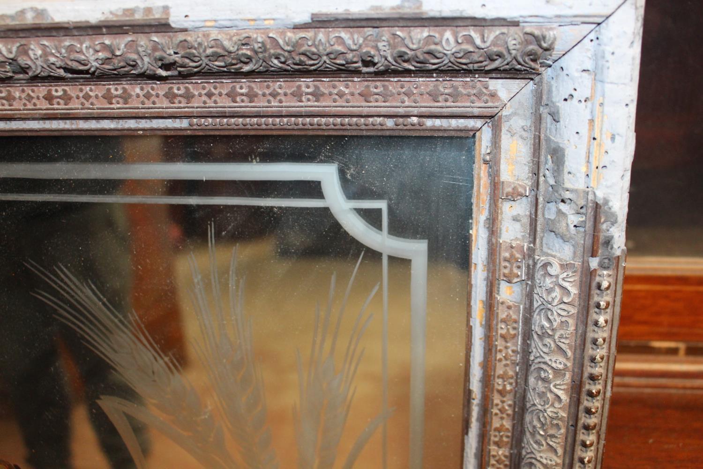 Mitchell's Old Irish Whiskey Cruiskeen Lawn advertising mirror - Image 2 of 2