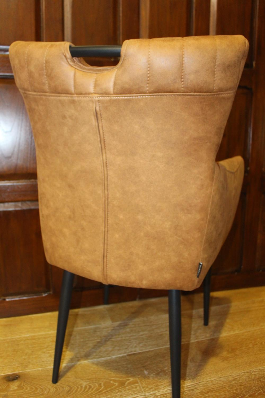Nubuck armchair - Image 2 of 2