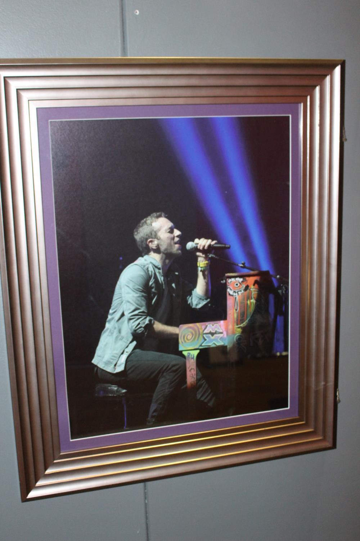 Coldplay print