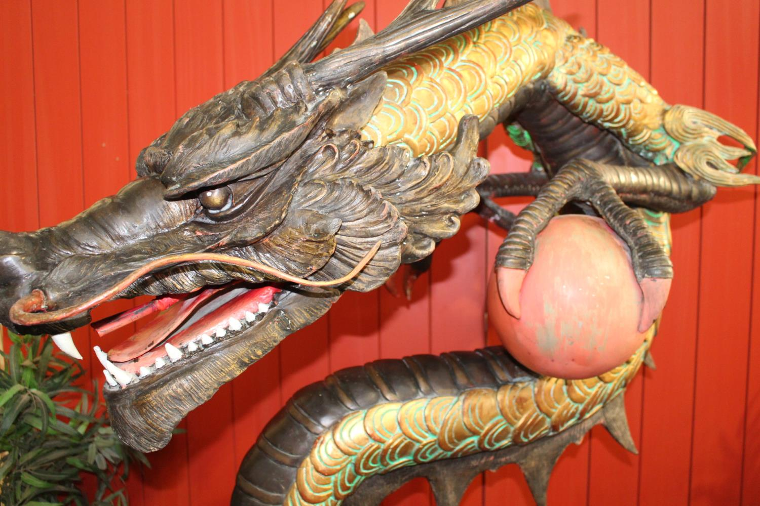 Model of a Dragon - Image 7 of 8