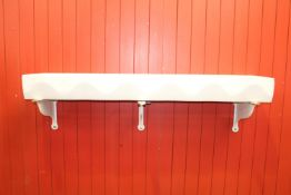 Ceramic wall sink