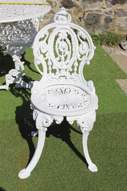 Five piece garden set - Image 2 of 2