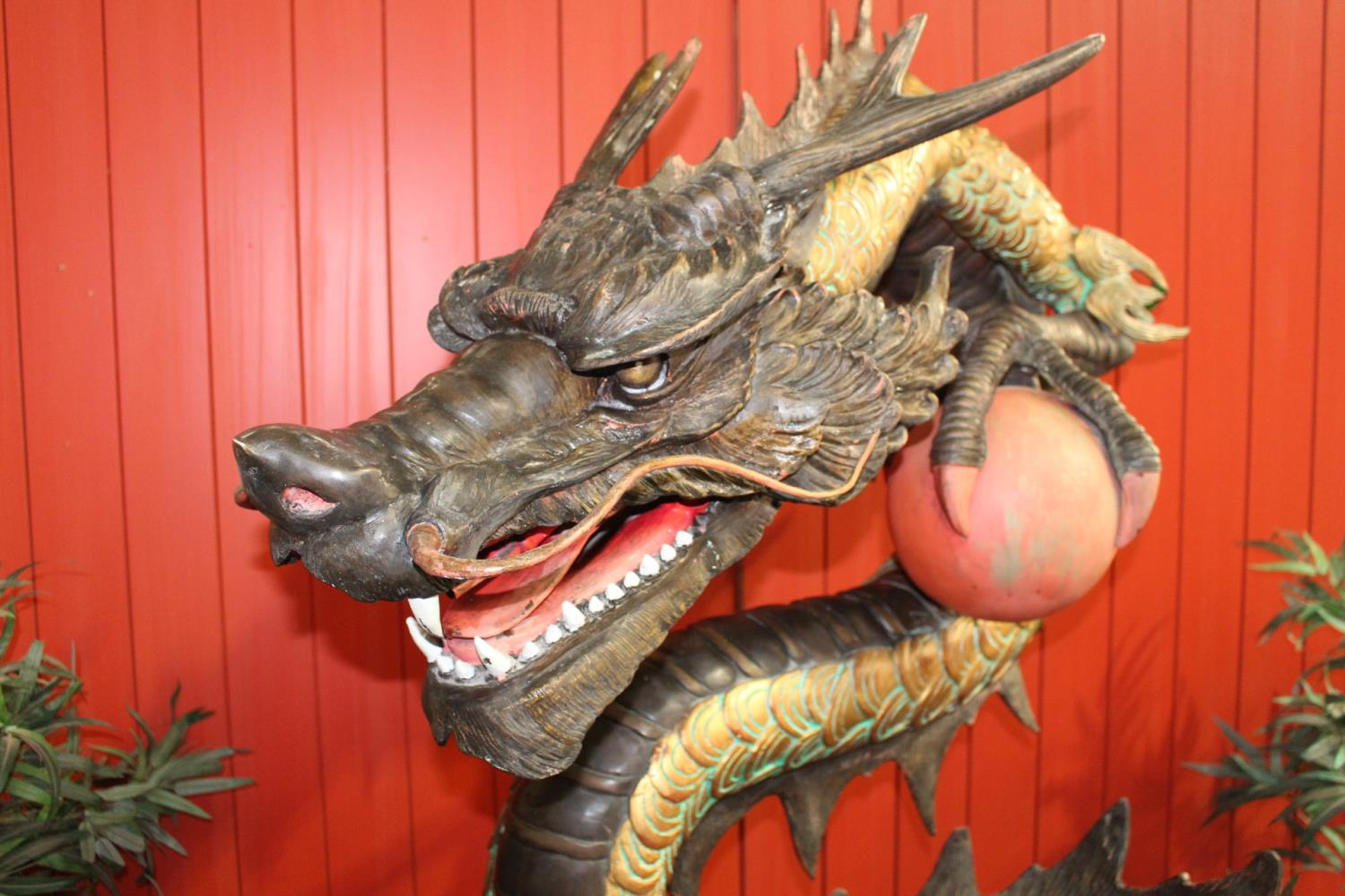 Model of a Dragon - Image 3 of 8