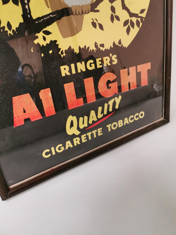 Ringer's Cigarette Tobacco advertising print. - Image 3 of 3