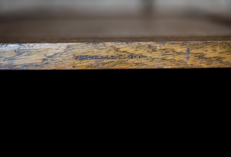 19th C. mahogany side cabinet. - Image 2 of 2