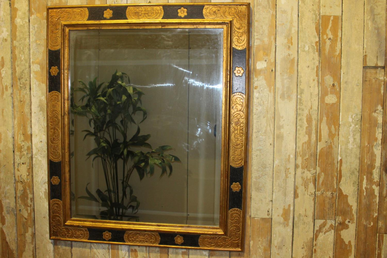 Gilt wall mirror - Image 2 of 2