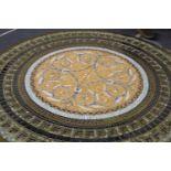 Mosaic centre piece