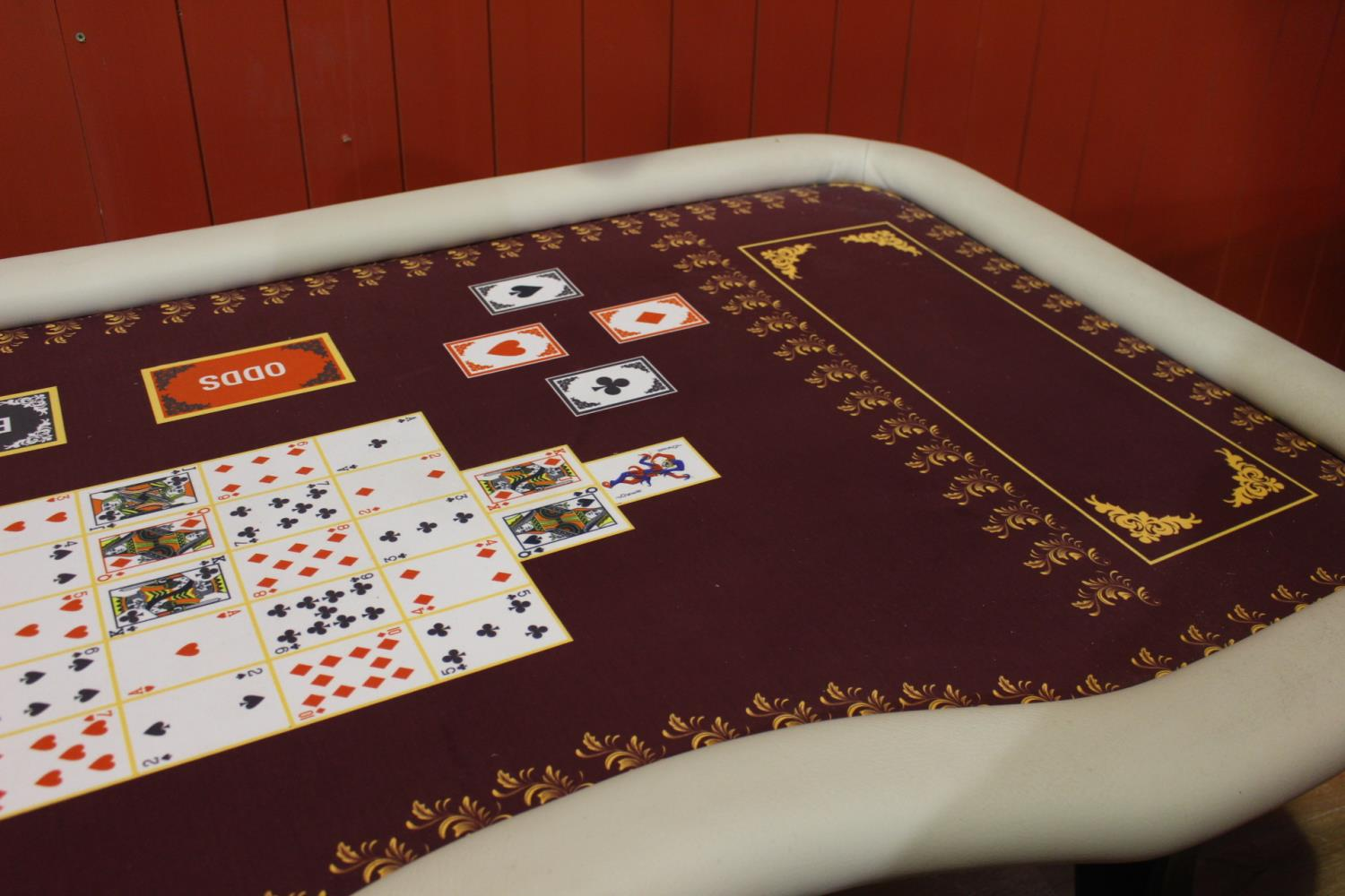 Card games table - Image 3 of 3