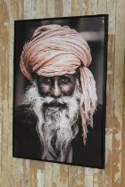 Picture of Indian Gentleman with turban