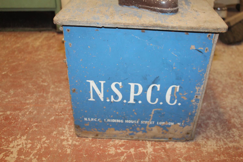 NSPCC charity box - Image 3 of 4