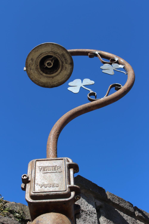 Cast iron street light - Image 2 of 2
