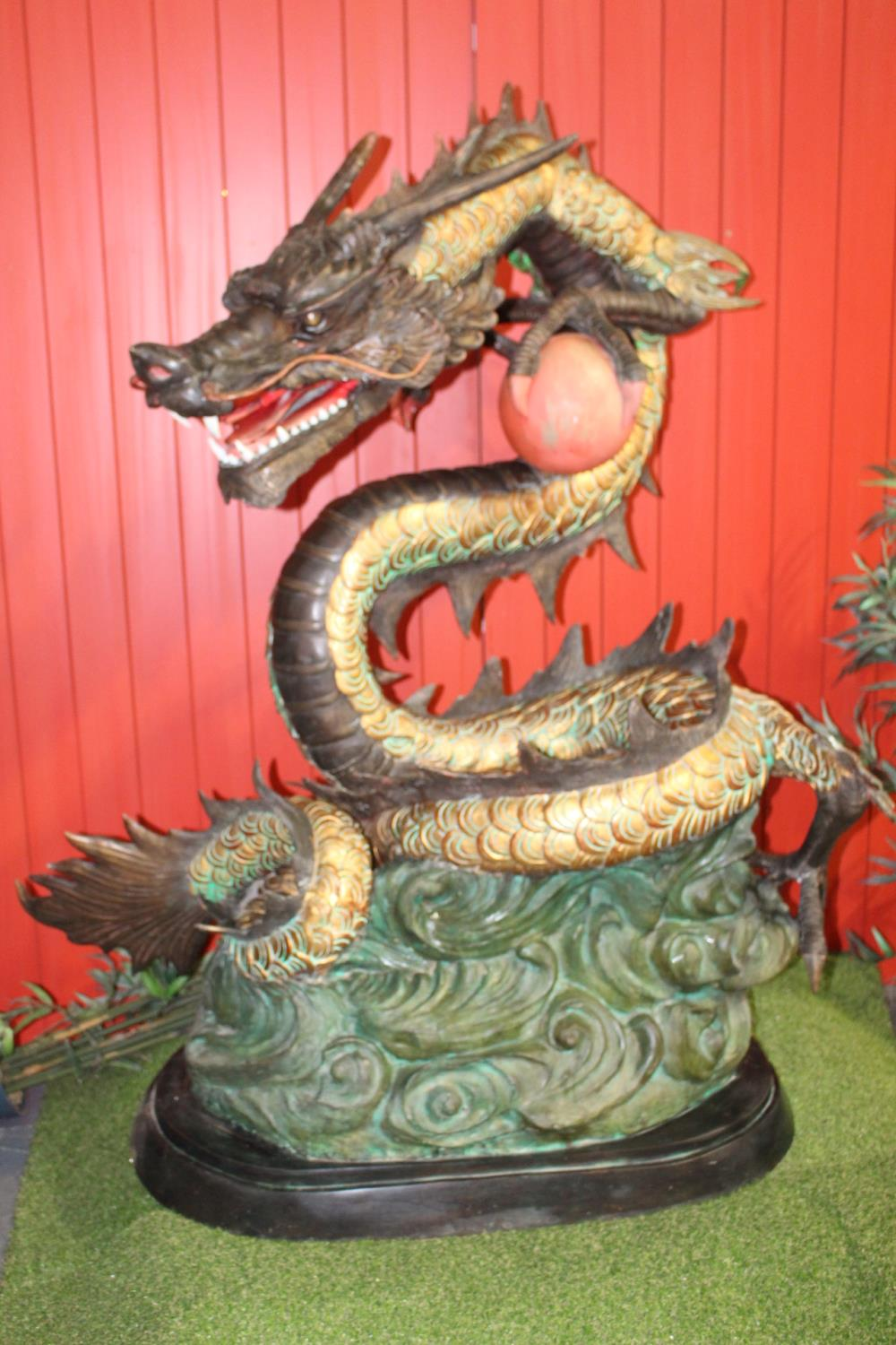 Model of a Dragon - Image 2 of 8