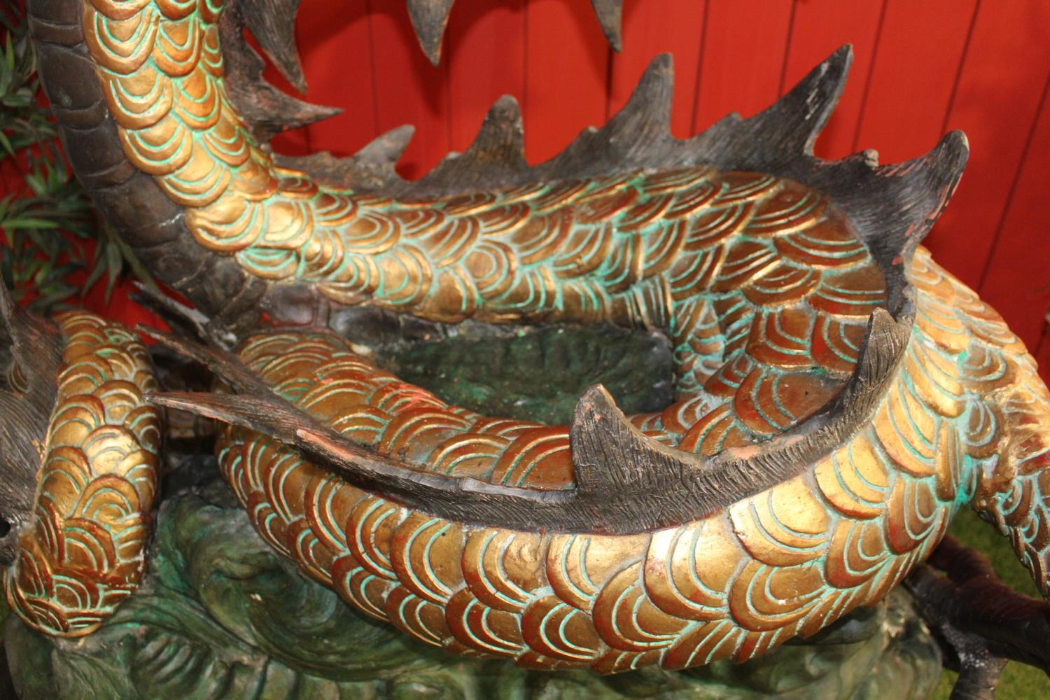 Model of a Dragon - Image 6 of 8
