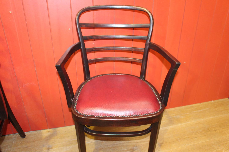 Six bentwood armchairs - Image 2 of 2