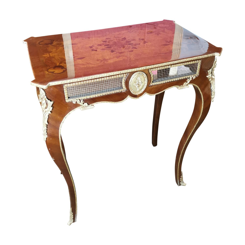 Kingwood centre table