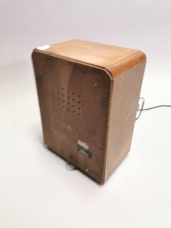 Art Deco style radio. - Image 7 of 8