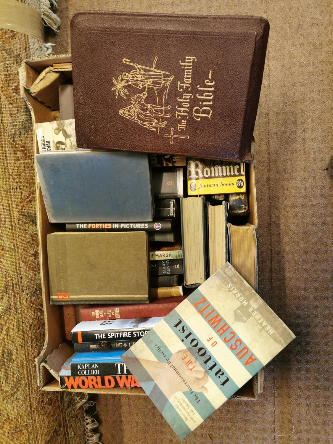 Miscellaneous collection of novels.