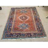 Persian carpet square