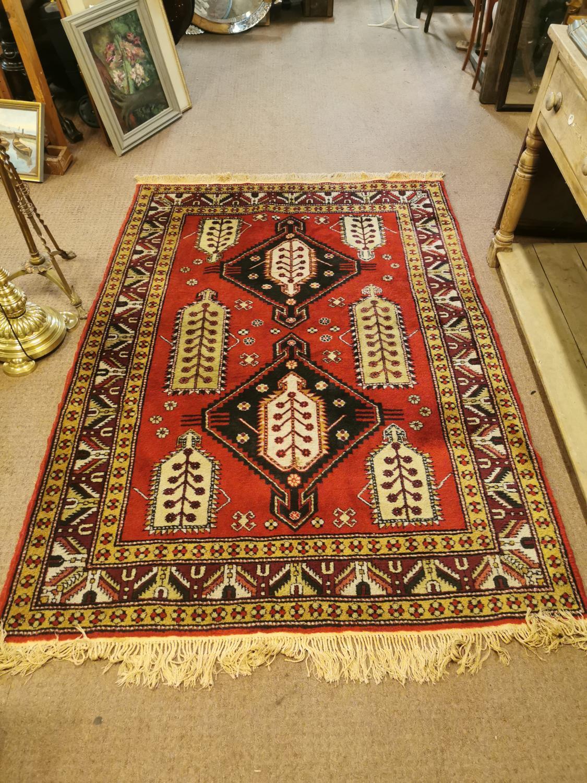 Turkish Yahal rug