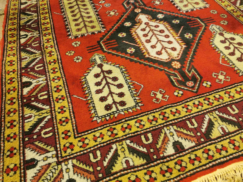 Turkish Yahal rug - Image 2 of 5