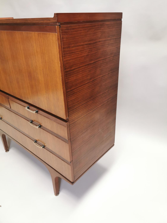 Teak cocktail cabinet - Image 3 of 7