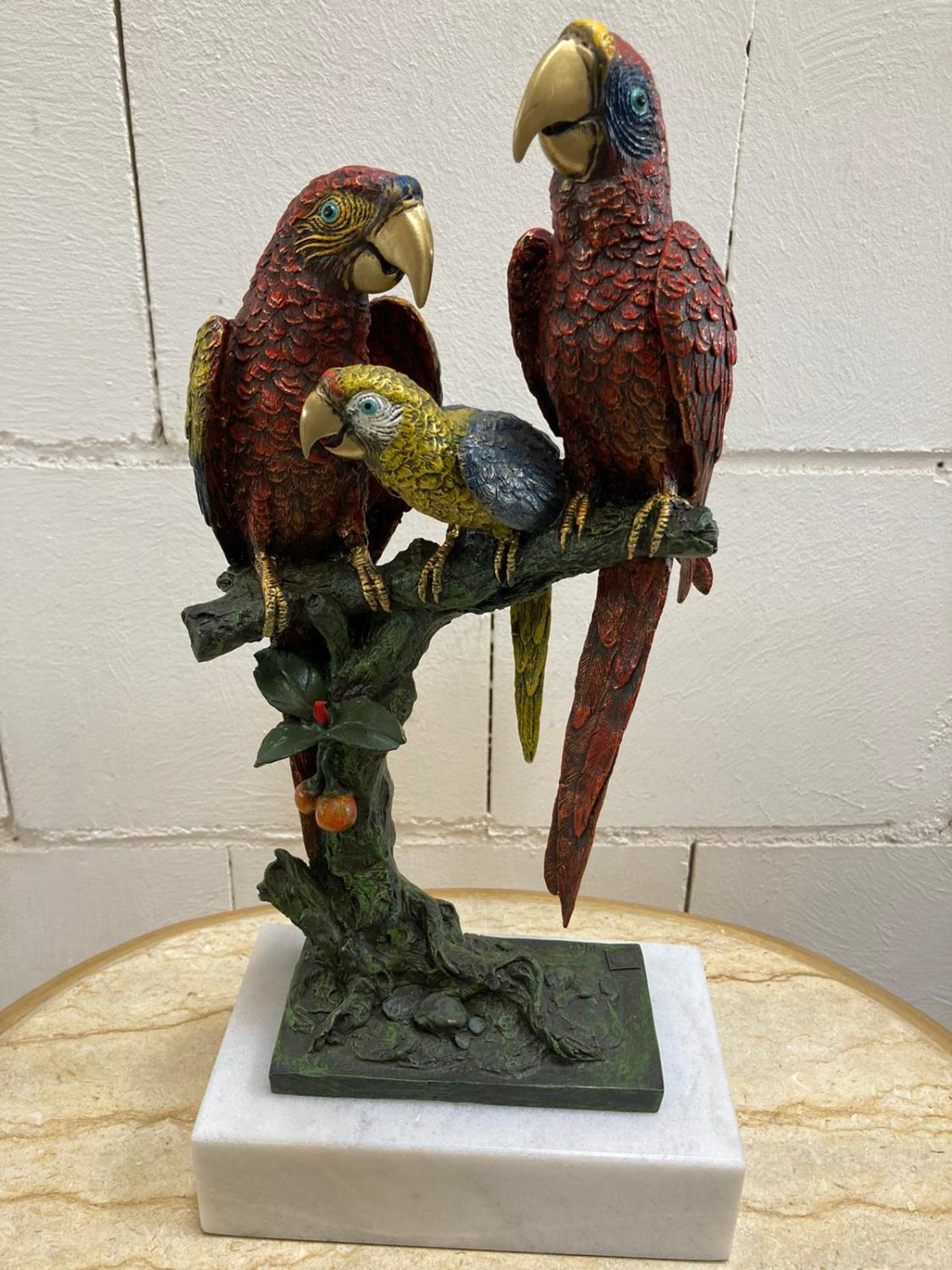 Cold Painted Bronze