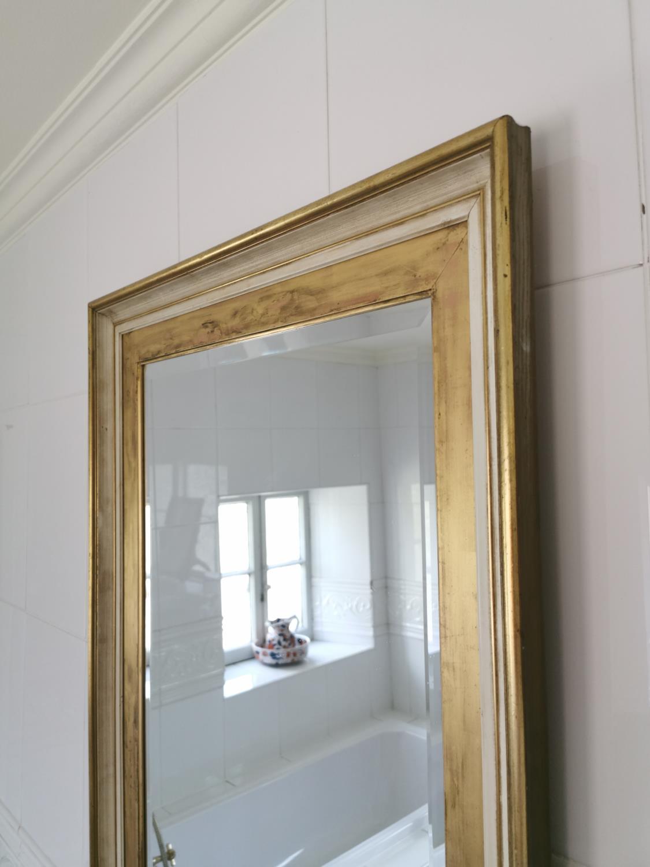 Decorative gilt wall mirror - Image 2 of 2