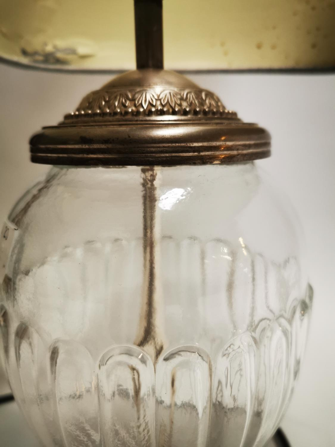 Good quality Laura Ashley table lamp - Image 6 of 8