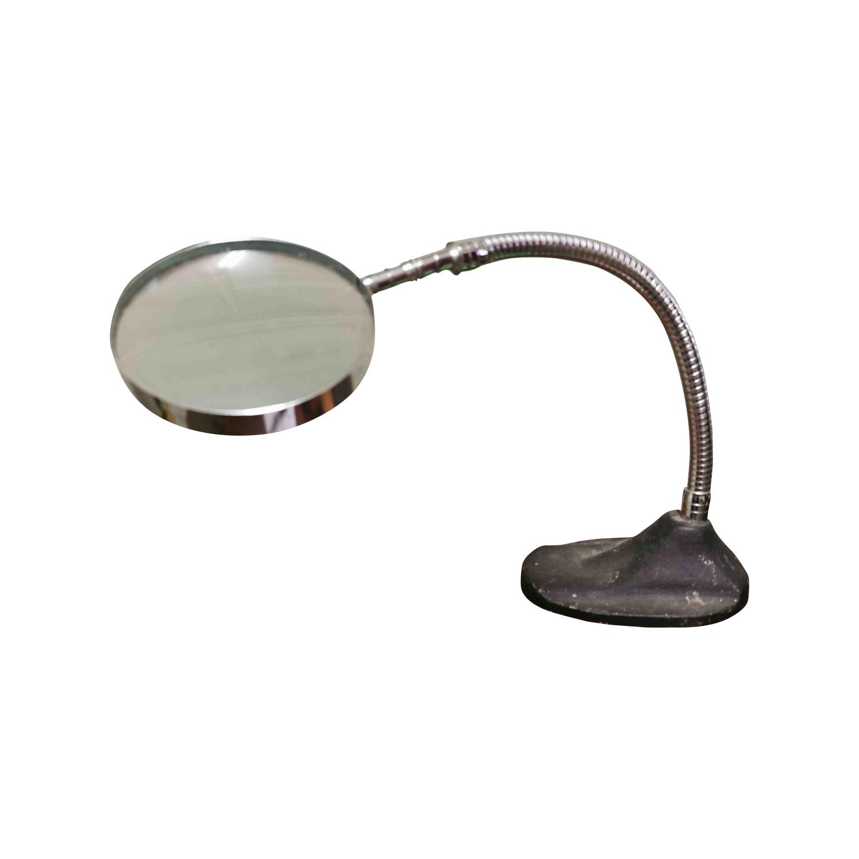 Desk magnifying glass