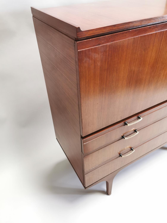 Teak cocktail cabinet - Image 7 of 7