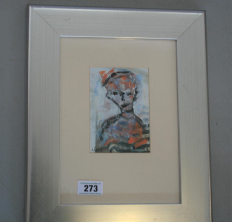 John Kingerlee mixed media. 11W x 16H