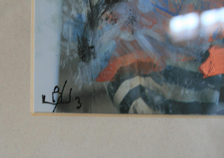 John Kingerlee mixed media. 11W x 16H - Image 4 of 4