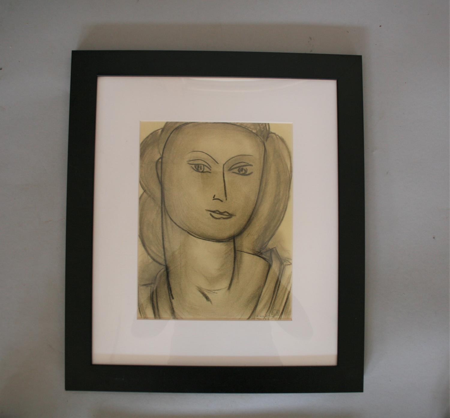 Selection of framed prints. (5). 57W x 78H - Image 4 of 5