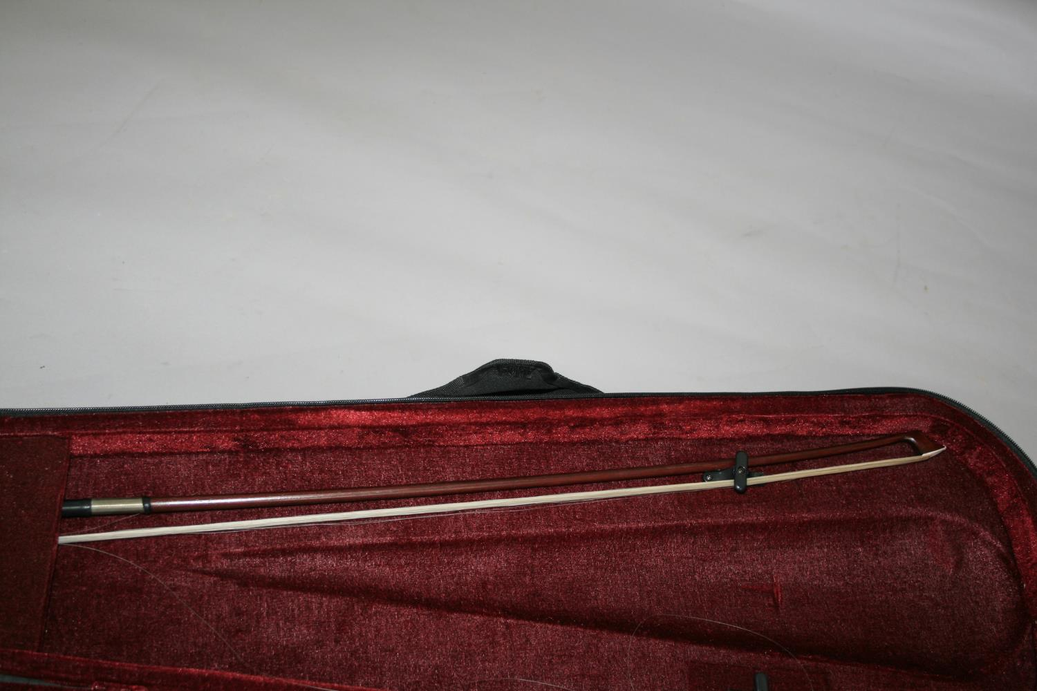 Quality cased violin Teller of Germany. 25W x 70 H. - Image 3 of 3